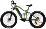 250W 500W Fat Tire Beach Mountain Electric Bicycle