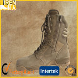 New Fashion Genuine Suede Cow Leather Cheap Military Desert Boot