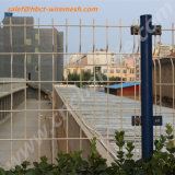 Welded Metal Wire Fence Panels Galvanized Temporary Fence