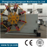 Double Disk Winder/ Plastic Pipe Coller/ Winder Machine