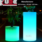 Plant Pots Plastic with LED Lights
