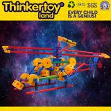 DIY Plastic Education Toy for Kids Plastic PVC Block Toys
