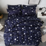 Modern Design Comfortable Bedsheets Cotton Bed Sheet Bedding Set
