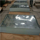 Hot Rolled Zinc Coated 30GSM Galvanized Steel Sheet Plate