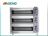 4 Layer Electric Deck Baking Bread Oven Price