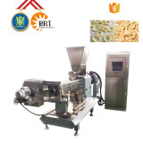 automatic slanty cheese ball puff maize snack food making equipment