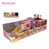 Indoor Playground Equipment Kids Soft Play Center Commercial Candy Theme