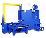 Stretch Wrapping Line, Pallet Strapping Machine