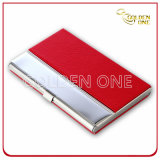 Hot Sale Executive Gift Genuine Leather Name Card Holder