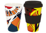 Bamboo Fiber Cup with Eco-Friendly (YK-BC4057)