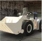 High Technology Diesel or Electric Underground LHD