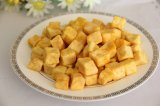 Vf Sweet Potato Dices, Vacuum Low-Temperature Frying Sweet Potato Dices