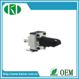 9mm Rotary Potentiometer with Insulated Shaft Wh9011-1