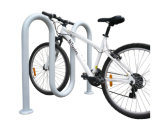 Wave Shape Outdoor Bike Parking Rack