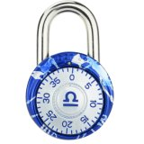 Libra Combination Padlock for Privacy