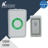 Remote Electric DC Wireless Doorbell with 150m and Volume Controllable