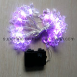 Party Decorative Romantic Beautiful Indoor/Outdoor Battery Operated Waterproof Butterfly String LED Lights