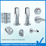 Top Quality 304 Stainless Steel Bathroom Toilet Cubicle Partition Accessories