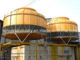 Round Cooling Tower for Plastic Industrial