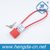 Yh1650 High Quality Cable Gun Lock Retractable Cable Wire Trigger Key Lock