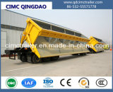 Cimc 2/3-Axle Tipping Tipper Dump Semi Trailer Truck Chassis