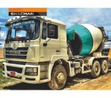 Good Price Shacman 5m3 6m3 Ready Mix Concrete Mixer Truck for Sale