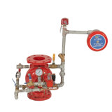 Wet Alarm Valve for Fire Protection System Use