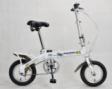 "Fashion Single Speed 12"" Youth Folding Bike (FP-FDB-D011)"