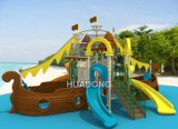 Hot Sale Eco-Friendly Kids Outdoor Playground for Sale (HD-083A)