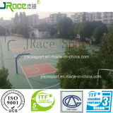 CE Approval Synthetic Basketball Court Factory Price