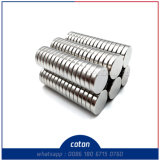 Coton Neodymium Permanent Magnet Price Manufacture OEM Sintered Strong NdFeB Magnets