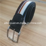 Fabric and Reconstituted Leather Joint Belt