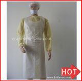 LDPE/HDPE Plastic Chef Aprons/Pattern Kitchen Apron