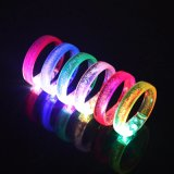 Acrylic Lght-Emitting Bracelet LED Flash Bracelet for Cheer Props