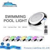 12V AC 42watt 316ss Stainless Steel LED Flat Underwater Swimming Pool Lights Luces Piscinas