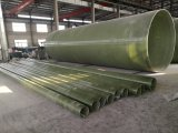 Fiberglass Pultruded Profile Winding GRP FRP Tubes Pipes
