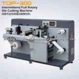 Intermittent/Full Rotary Die Cutting Machine (TOP-300) Pharmceutical Equipment
