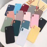 for iPhone 6 7 8 S P Plus X Xr Xs 11 11 PRO 11promax Mobile Phone Cover Case Shell Protective Case Mobile Phone Accessories Cell 276