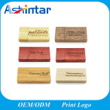 USB3.0 Flash Memory Customed USB Flash Disk Pen Drive Wood USB Stick