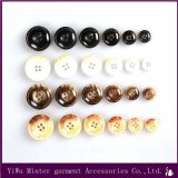 Factory Direct Wholesale Resin Trousers Button & Urea & Mirror Face & Ox Horn Button for Clothing
