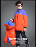 Special Design Two-Piece Winter Down Jacket for Boy