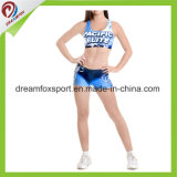 Custom Sublimated tights Sexy Fitness Wear Breathable Cheerleading Practice Wear