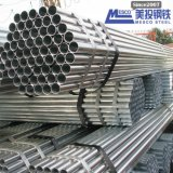 Galvanized Steel Square/Rectangular Pipe Hollow Section Steel Gi Pipe for Construction Material Steel Structure