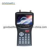 "Support Ahd/Tvi/Cvi CCTV Camera 4.3"" Digital Satellite Finder"