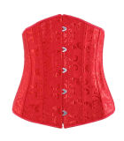 Wholesale Women Underbust Sexy Lacing Steel Boned Open Bust Corset