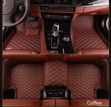Car Accessories Eco-Friendly PU Leather Custom Anti Slip 5D Car Mat