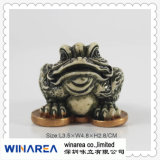 High Quality Frog Model with Resin Material