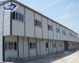 Fast Delivery Modern Light Steel Frame Prefabricated/ Prefab House