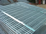 Hot DIP Galvanized Finish Plain Steel Bar Grating for Floor