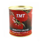 Wholesale Low Price Halal Turkish Tin Tomato Paste 830g